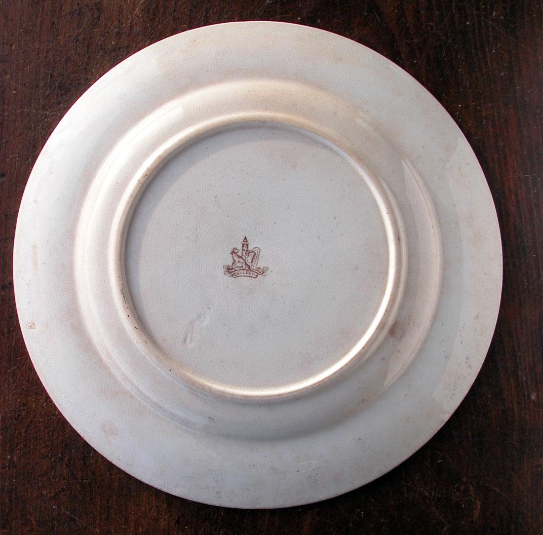 belleek-dinner-plate